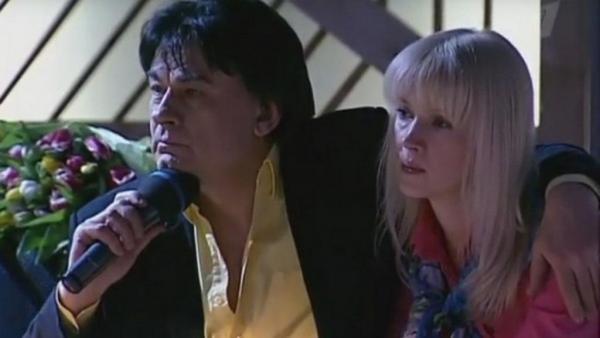 Александр Серов и Елена Стебенева
