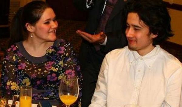Дина Гарипова с мужем Равилем Букмухаметовым