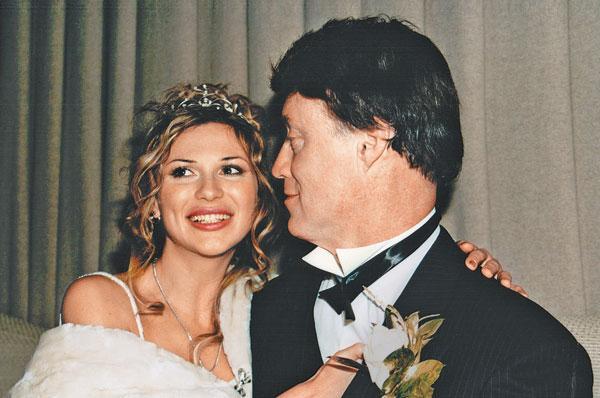 Лариса Черникова и её второй муж